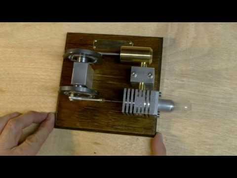 Costruzione di un Modello Stirling in KIT