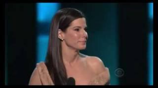 Sandra Bullock - Best Actress @ People's Choice Awards 2010