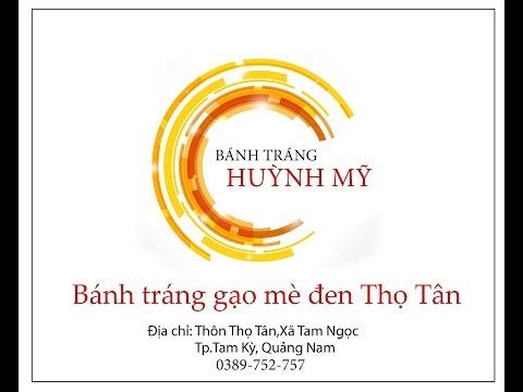 Độc đáo cơ sở sản xuất bánh tráng Huỳnh Mỹ,TP Tam Kỳ,Quảng Nam