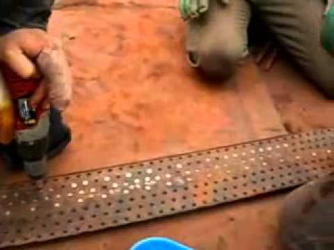 Super Screw Belt Joiner Video Image