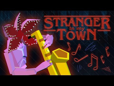 Stranger In My Town - Stranger Things Music Video Parody