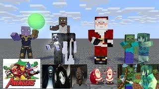 Video MONSTER SCHOOL - SEASON 3 ALL EPISODE - Minecraft Animation MP3, 3GP, MP4, WEBM, AVI, FLV Januari 2019