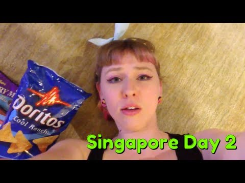Singapore - Here's Day 2 of us in Singapore, with us going on stage for the YouTube Fanfest powered by HP, as well as some cameos from Joseph Vincent, MyChonny, and Davi...