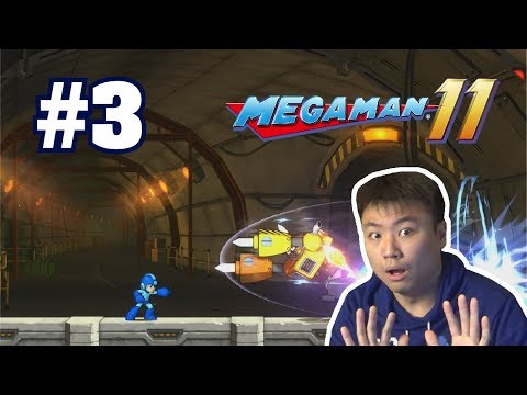 TUKANG NGE GAS !! - Megaman 11 [Indonesia] PS4 #3
