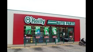 O'REILLY AUTO PARTS WALK AROUND & HOW THEIR THE TOOL DISTRIBUTER OF AUTO PARTS STORE'S!