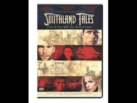 Opening To Southland Tales 2008 DVD