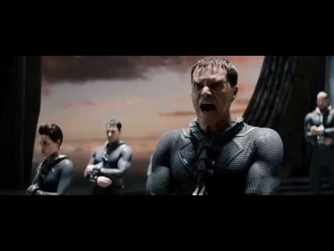 Man Of Steel - Nouveau Trailer Officiel - VF HD