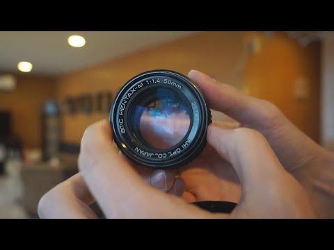 K&F Lens Adapter + Pentax-M 50mm F1.4 + Sony A6000