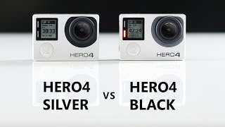 Video GoPro HERO4 Silver vs. HERO4 Black Comparison and Review MP3, 3GP, MP4, WEBM, AVI, FLV Juli 2018