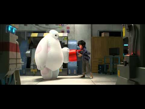 Big Hero 6 (TV Spot 1)