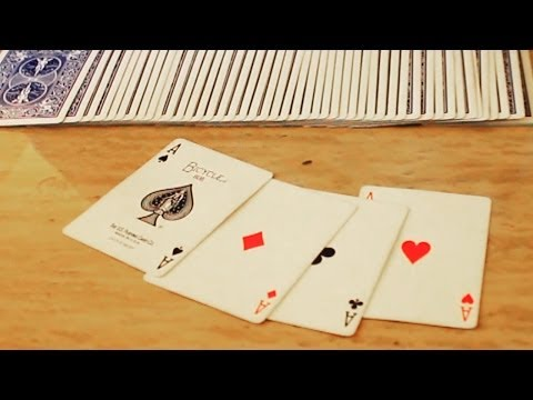 Ace - Learn the 4 Ace Production: http://bit.ly/17EqZIr Check out 52Kards: http://youtube.com/decksandcontests COMMENT, LIKE, FAVORITE and SHARE this video if you ...