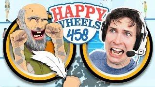 THAT TICKLES - Happy Wheels