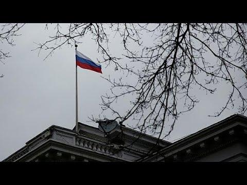 Ρωσία: «Εχθρική κίνηση» οι μαζικές απελάσεις διπλωματών