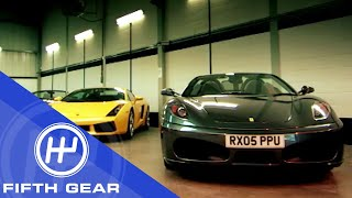 Fifth Gear: What Car Would You Buy If You Won The Lottery? by Fifth Gear