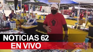 Comerciantes del mercado comunitario reciben duro golpe – Noticias 62 - Thumbnail