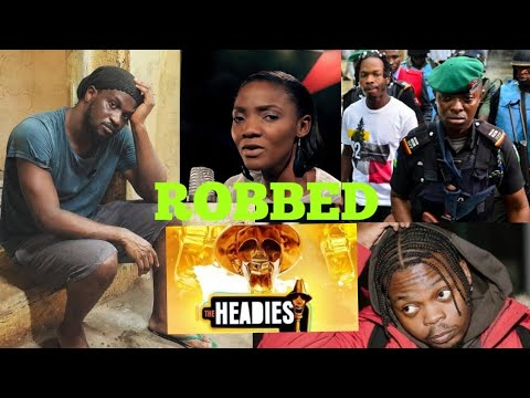 Headies Award 2019: Simi, Naira Marley, Rudeboy &Phyno SNUBBED AND RUBBED in Headies 2019.