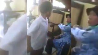 Video Siswa SD melawan ibu guru (Facebook Viral) MP3, 3GP, MP4, WEBM, AVI, FLV Februari 2018