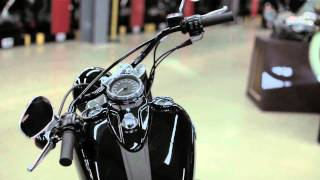 6. 2012 Harley Davidson® FLS Softail® Slim™ official styling video