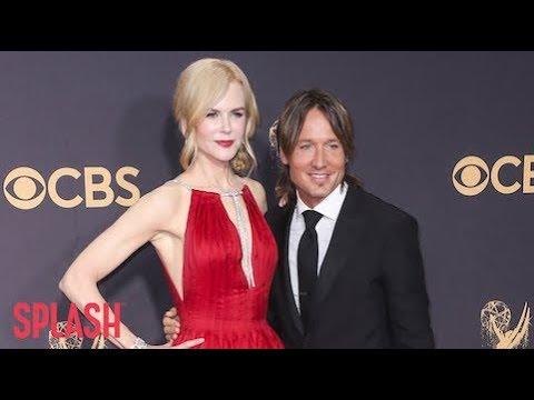 Keith Urban FaceTimes Daughters During Nicole Kidman's Win | Splash TV