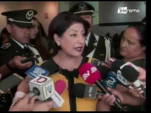 Autoridades presentaron sistema de protección para víctima de violencia
