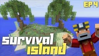 Minecraft Xbox 360: Hardcore Survival Island - Part 4! (Storage Shack!)