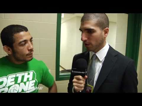 WEC 51 Jose Aldo Says Hes 2nd Best in MMA
