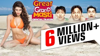 Nonton Great Grand Masti Hindi Movie Promotion Event   Urvashi Rautela   Full Promotion Video Film Subtitle Indonesia Streaming Movie Download