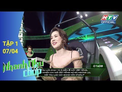HTV NHANH NHƯ CHỚP | TẬP 1 : Trường Giang , Anh Đức nói xấu gì Hari Won ? | #NNC | 07/04/2018 - Thời lượng: 54:25.