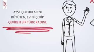 Başkanlığa Hayır Hareketi'nin 4. videosu...Başkanlık sistemi evini zar zor geçindiren bir Türk kadını olan Ayşe'nin hiçbir derdine deva olmuyor.