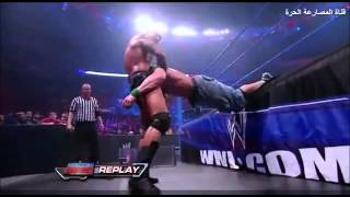 Orton vs  Cena - Iron Man Match 2009