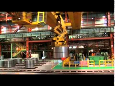 ABB provides integrated solutions for Cold Rolling mill in India