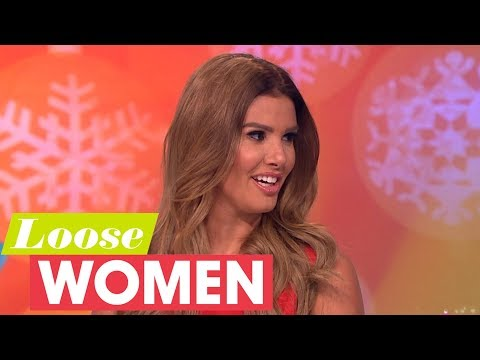 I'm A Celeb's Rebekah Vardy Responds to Being Branded a Bully | Loose Women (видео)