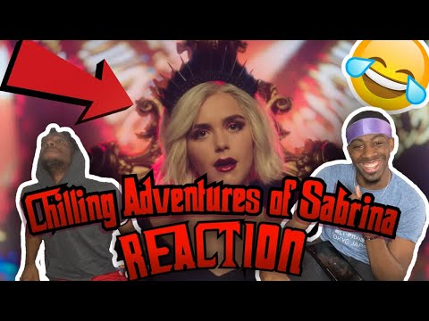 Chilling Adventures of Sabrina | Straight to Hell Music Video Trailer | Netflix (REACTION)
