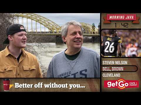 Morning Java: Steelers, Nelson, Cleveland Browns