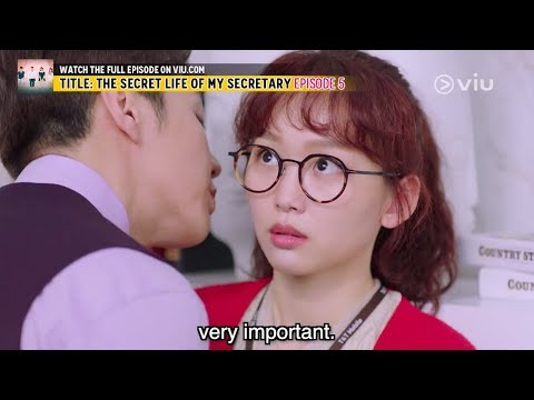 Passionate Boss (The Secret Life of My Secretary EP 5 w/ Eng Subs)