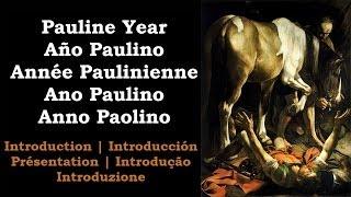 Introduzione all'Anno Paolino