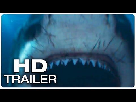 Deep Blue Sea 2 Official Trailer (New Movie Trailer 2018) Shark Horror Movie HD
