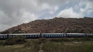 XxX Hot Indian SeX WAP1 Hauled With New Tinsukia Bengaluru Weekly Thunders Through Tyakal Indian Railways .3gp mp4 Tamil Video