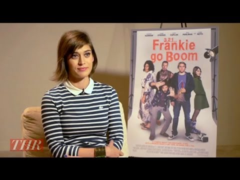 Lizzy Caplan - Lizzy Caplan on her quirky character in Jordan Roberts comedy and how she dealt with her diva like male co-stars.