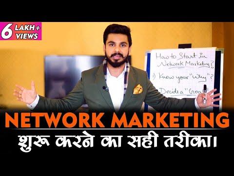 नेटवर्क मार्केटिंग में सही शुरुआत कैसे करें? | How to Start Network Marketing Business | Right Way