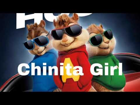 Chinita Girl - Lil Vinceyy ft. Guel Alvin and the Chipmunks Version