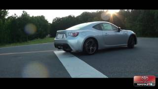 2013 Scion FR-S First Official Test Drive Video In Charlotte NC