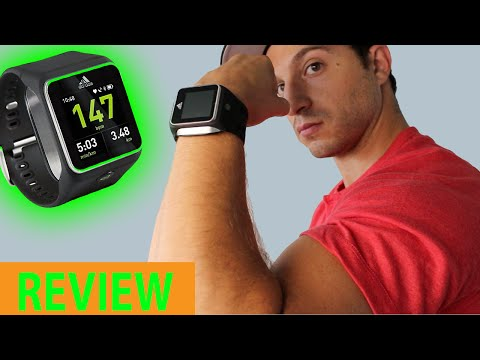 Adidas micoach Smart Run Review, Demo, Pros & Cons - Best Running Fitness Band?