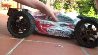 Rc HPI Truggy Trophy Flux Auspacken/Unboxing