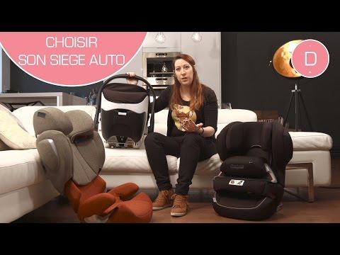 Comment choisir le siège auto de bébé ? - Conso bébé