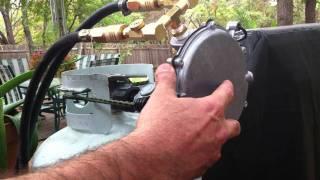 9. Honda Generator EU2000i Carburetor Mod Part 1 of 2