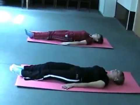 гимнастика для лечения коксартроза тазобедренного сустава