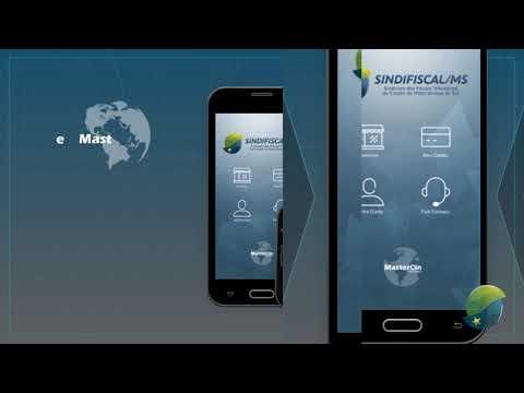 """Conheça o Aplicativo para Celular """"Sindifiscal/Masterclin"""""""