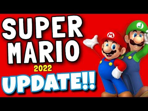 Super Mario 3D Movie (2022) UPDATE + Plot Details