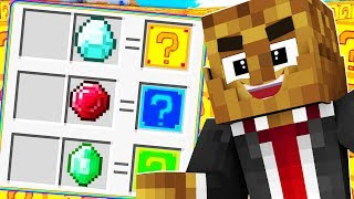 BRAND NEW FORTUNIA LUCKY BLOCK MONEY HUNT - MODDED MINECRAFT LUCKY BLOCK